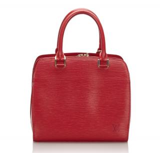 Louis Vuitton Epi Pont Neuf PM Tote Bag