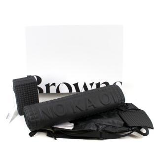 No Ka'Oi Yoga set of quilted mat, bag and block