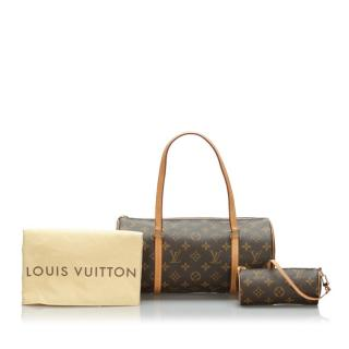 Louis Vuitton Monogram Papillon 30 bag
