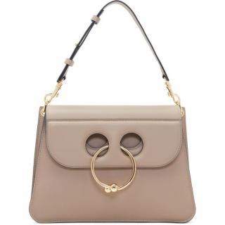 JW Anderson Taupe Medium Pierce Bag