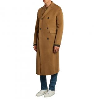 Acne Studios Carl Double-faced Wool And Cashmere-blend Coat