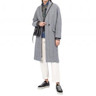 Isabel Marant Etoile Boyish Coat - New Season
