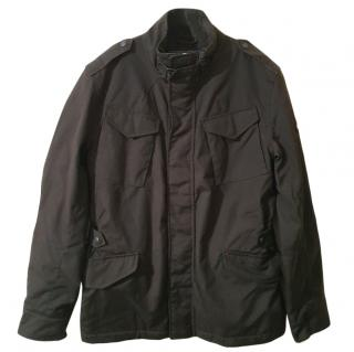 Woolrich Khaki Men's Jacket