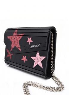 Jimmy Choo Acrylic Star Clutch