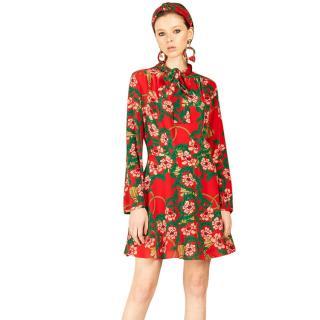 Hayley Menzies Eden Sweetheart mini dress