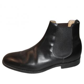 Church's Amberley Black leather Chelsea Boots