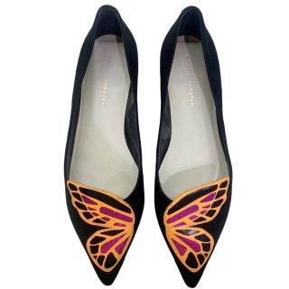 Sophia Webster Bibi Butterfly Flats