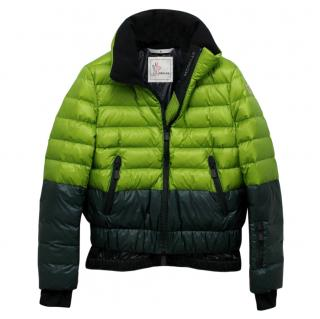 Moncler Ombre Herbiers Down Jacket