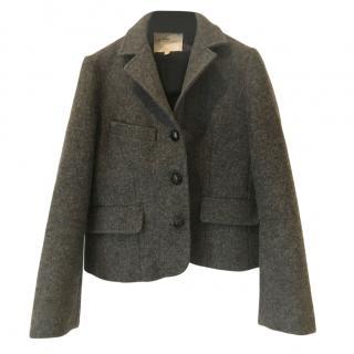 Isabel Marant Grey Wool Jacket