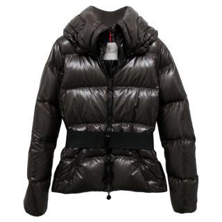Moncler Aliso Black Down Jacket