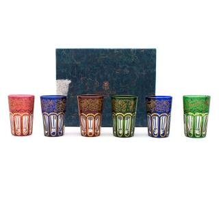 Saint Louis Rabat Set of 6 Tea Tumbler