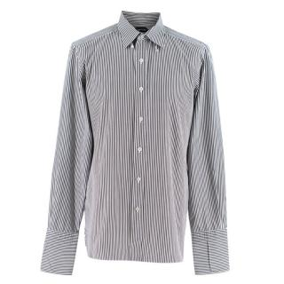 Tom Ford Men's Striped Shirt