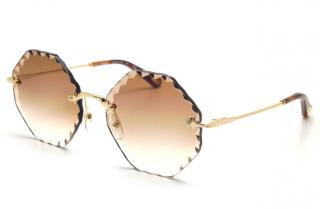 Chlo� Rosie Gold CE143S Sunglasses