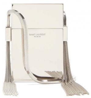 Saint Laurent New Milk Smoking Box Bag