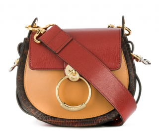 Chloe Tricolour Small Tess Bag