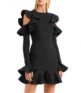 Michael Lo Sordo Leigon Stretch Knit Dress