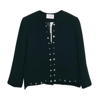 Sandro Nicy blazer in black