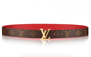 Louis Vuitton Initiales Reversible 30mm Belt