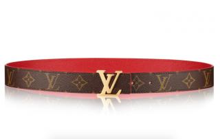 Louis Vuitton Initiales Reversible 30mm Belt