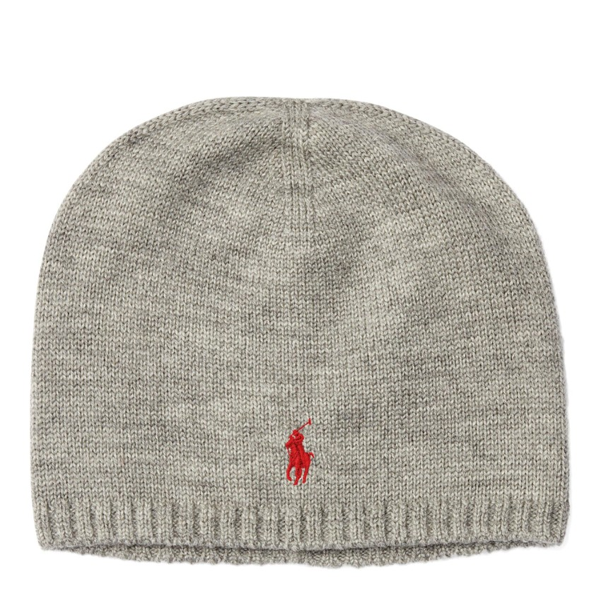 Polo Ralph Lauren Kids Merino Wool Hat