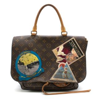 Cindy Sherman x Louis Vuitton Iconoclasts Monogram Messenger