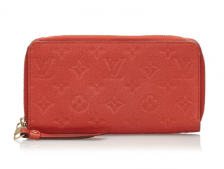 Louis Vuitton Empreinte Zippy Wallet