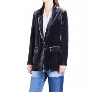 Closed Cox Velvet Blazer