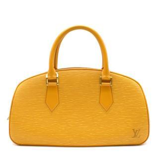 Louis Vuitton Tassil Yellow Epi Leather Jasmin Bag
