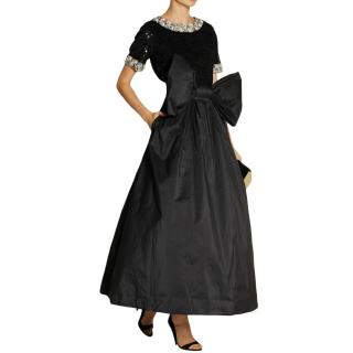 Ashish Runway Oversize Taffeta Skirt