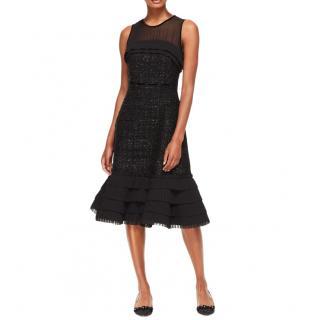 Kate Spade A-Line Lotty Tweed Dress