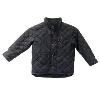 Ralph Lauren Boys Diamond Quilted Jacket