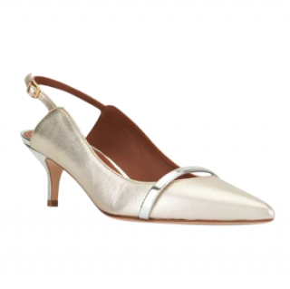 Malone Souliers marion luwolt silver sandals