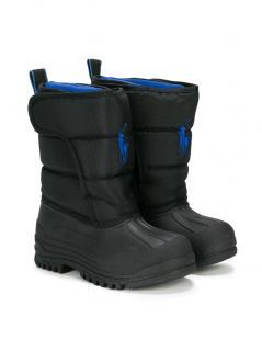 Polo Ralph Lauren Blue & black Hamilten boots