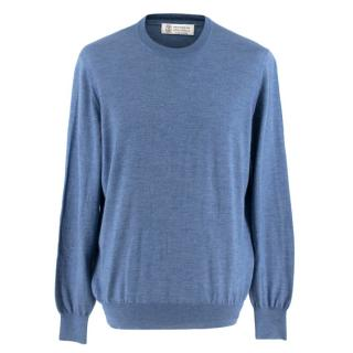 Brunello Cucinelli Cashmere & Silk Sweater