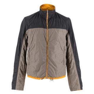 Prada Sport Reversible Short Zip Jacket