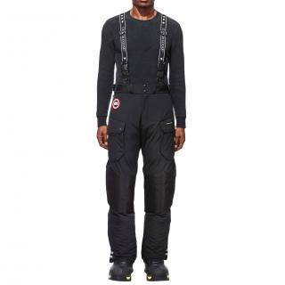 Canada Goose Men's Tundra Black Cargo Pants