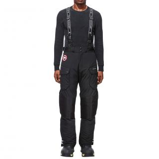 Canada Goose Men's Tundra Black Cargo Pants