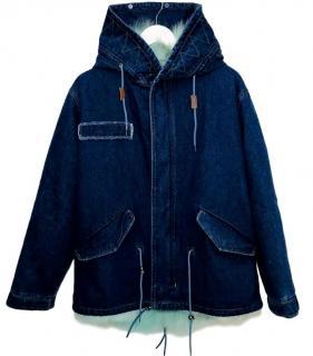 Jane & Tash Fox Fur Lined Parka Jacket