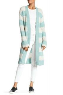 Zadig & Voltaire Romy Raye Striped Cashmere Cardigan