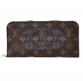 Louis Vuitton Monogram Ikat Insolite Wallet