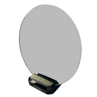 Chanel VIP Round Mirror & Stand