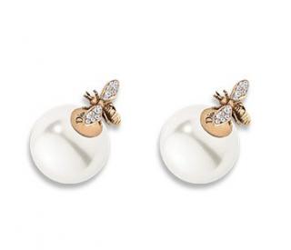 Dior Tribales Bee Earrings