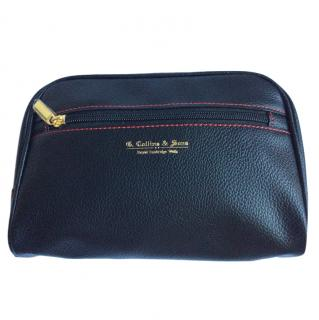 G Collins Royal Jeweller Toiletry Pouch