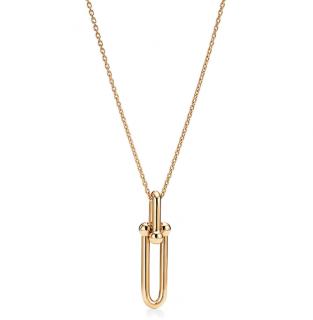 Tiffany & Co. City HardWear Link Pendant Necklace