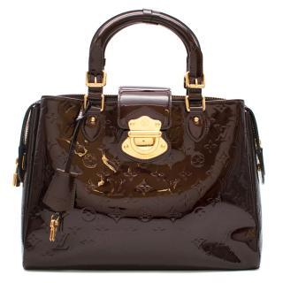 Louis Vuitton Monogram Vernis Melrose Avenue Bag