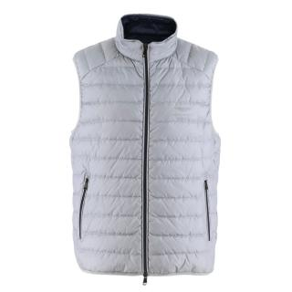 Aston Martin for Hackett Lightweight Grey Gilet