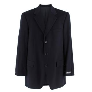Mario Barutti Single-Breasted Cashmere Jacket