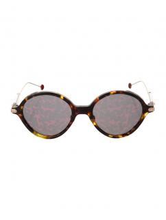Christian Dior tortoise shell acetate Umbrage sunglasses
