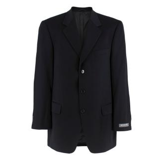 Mario Barutti Single-Breasted Cashmere Jacket