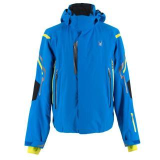 Spyder Garmisch Blue Ski Jacket